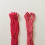 刺し子糸とこぎん糸の違いについて